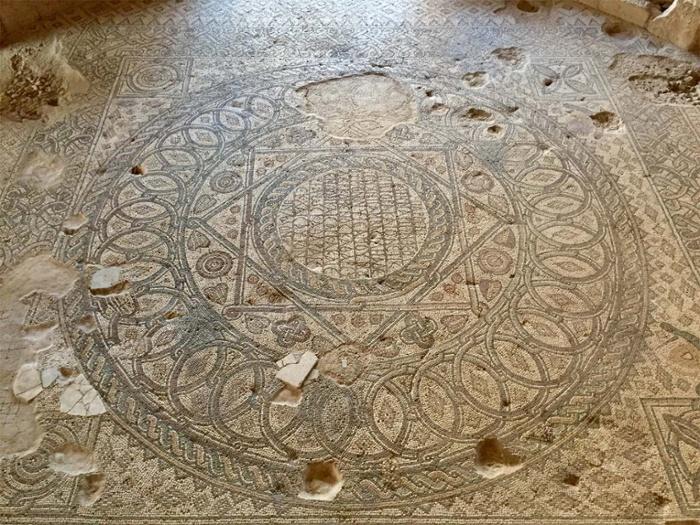 Mosaic - Madaba-1
